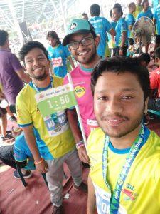 Dhaka Half Marathon Office