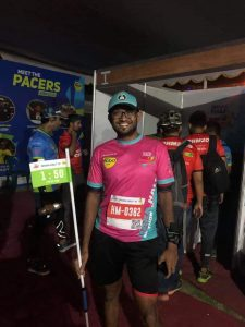 Dhaka Half Marathon Pacer kit