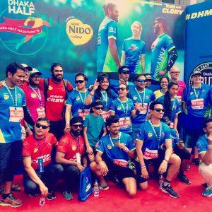 Dhaka half Marathon BDRunners