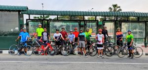 BD Triathletes tri day