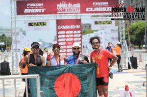 BD Triathletes powerman