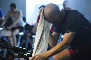 heat adaptation indoor cycling