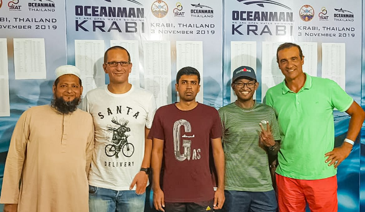 Oceanman Thailand 2019, A Tale Of Both Ecstasy And Disappointment