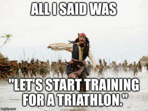 biggest training mistakes start training