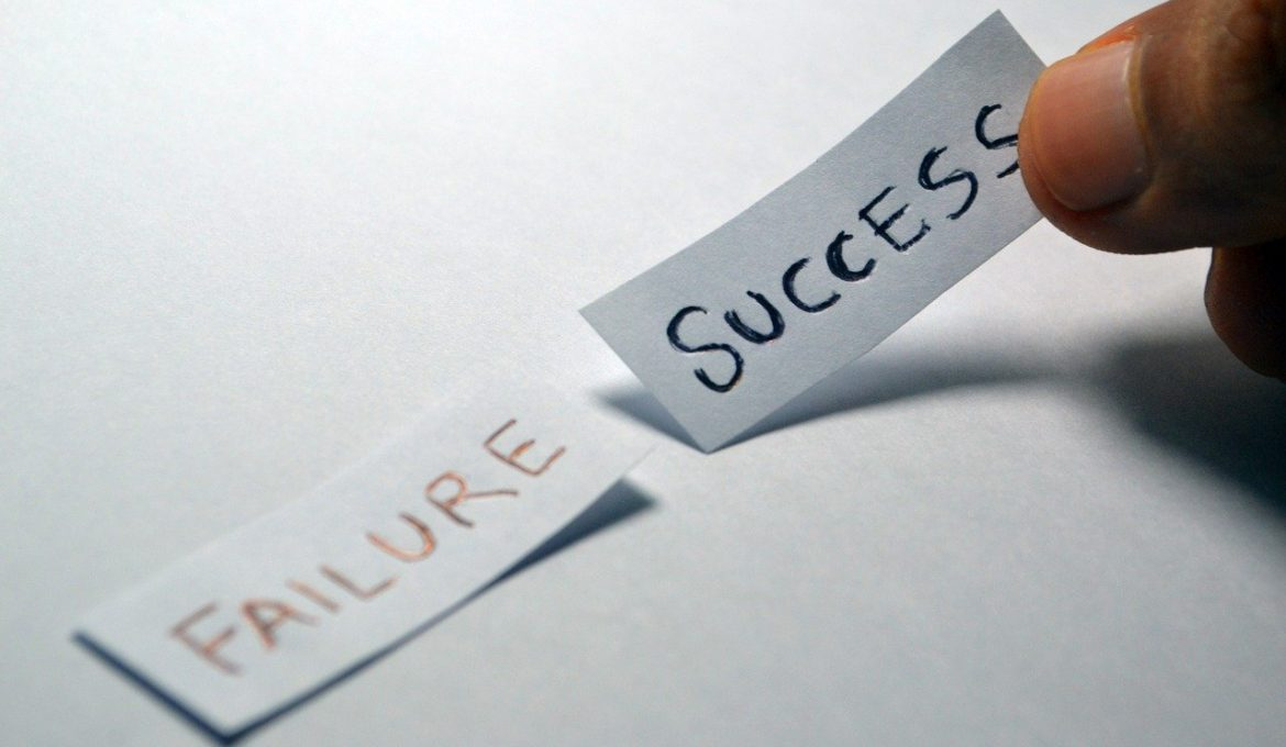 embracing failure for success