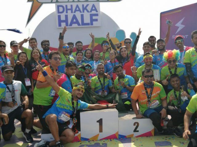 Dhaka Half Marathon 2020