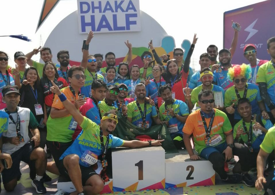 Pacing Dhaka Half Marathon 2020, Memories and Experiences
